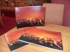 Copies of book Wildfire in the High Country