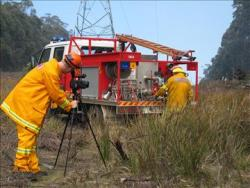 Monitoring firefighters