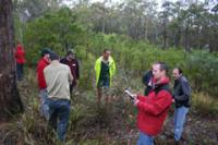 Project Vesta workshops - Tasmania