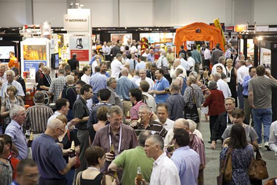 Darwin 2010 Annual Conference - Trade Expo