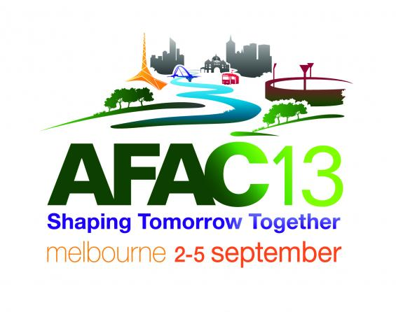 AFAC 2013 Conference Logo