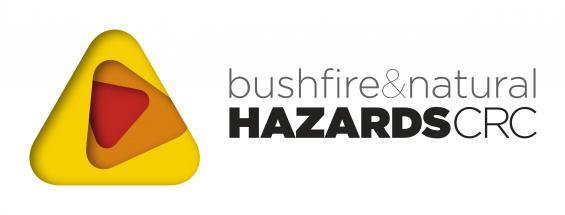 Bushfire and Natural Hazards CRC logo
