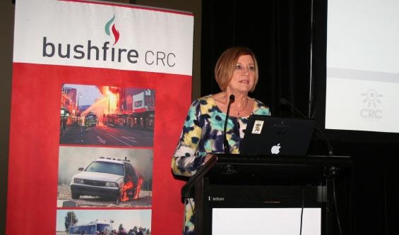 South Australia Minister for Emergency Services, the Hon Jennifer Rankine MP