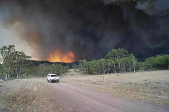 Extreme Fire Behaviour