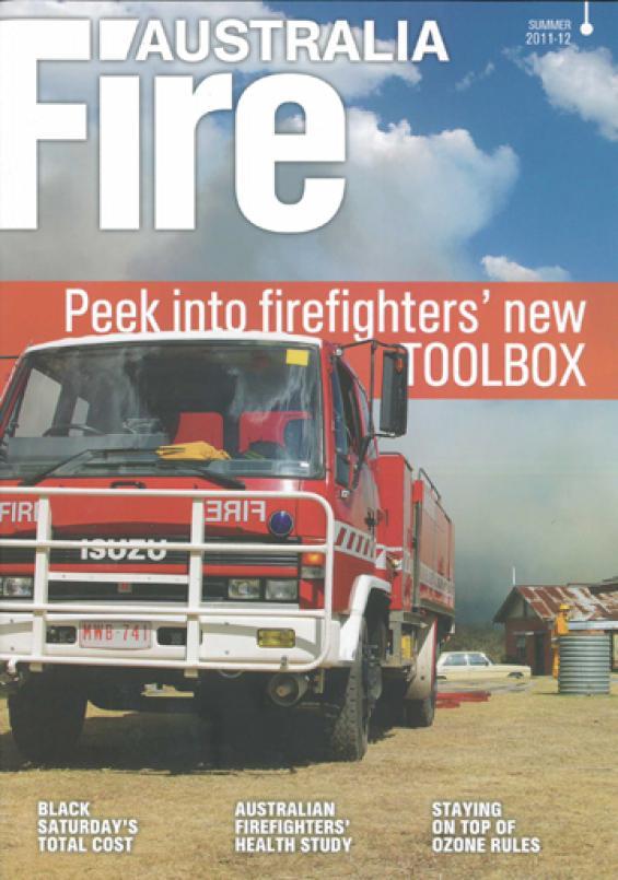 Fire Australia Summer 2011/12