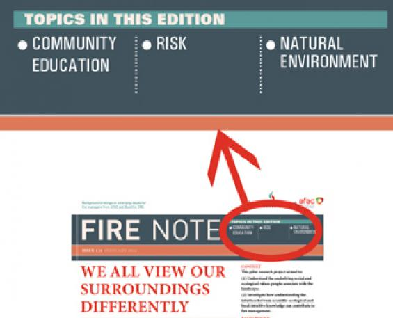 Exciting new features for Fire Notes