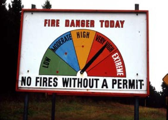 Climate change impacts on fire