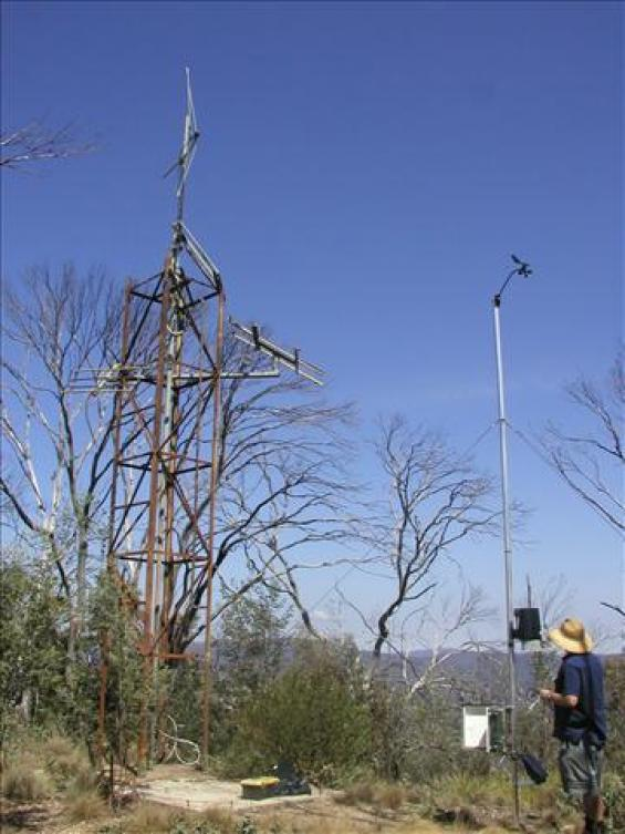 Monitoring station