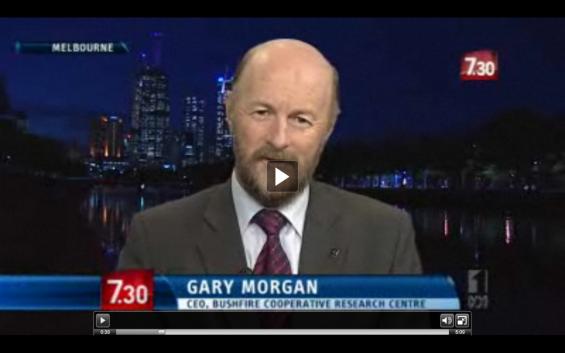 ABC 730 Report 4 Jan 2012 - Gary Morgan