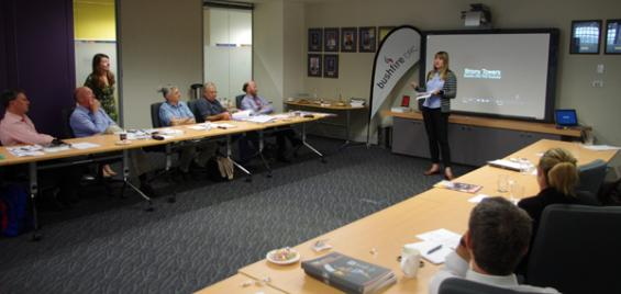 Stakeholders AGM - Briony Towers