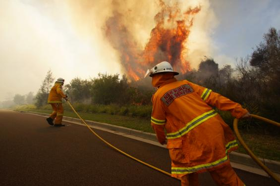 Is there an optimum amount of money to spend on prescribed burning?