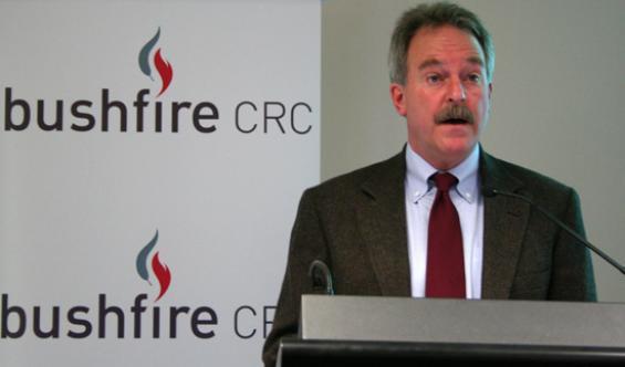 Jerry Williams at Mega Fire workshop in Melbourne 2006