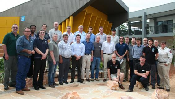 Nth Aust Fire Managers Meeting Darwin 2013_1