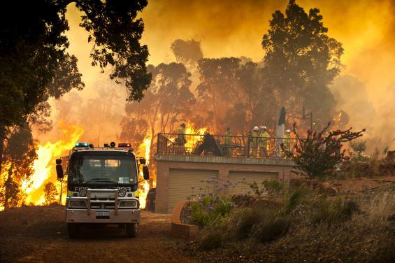 Roleystone Kelmscott Fire